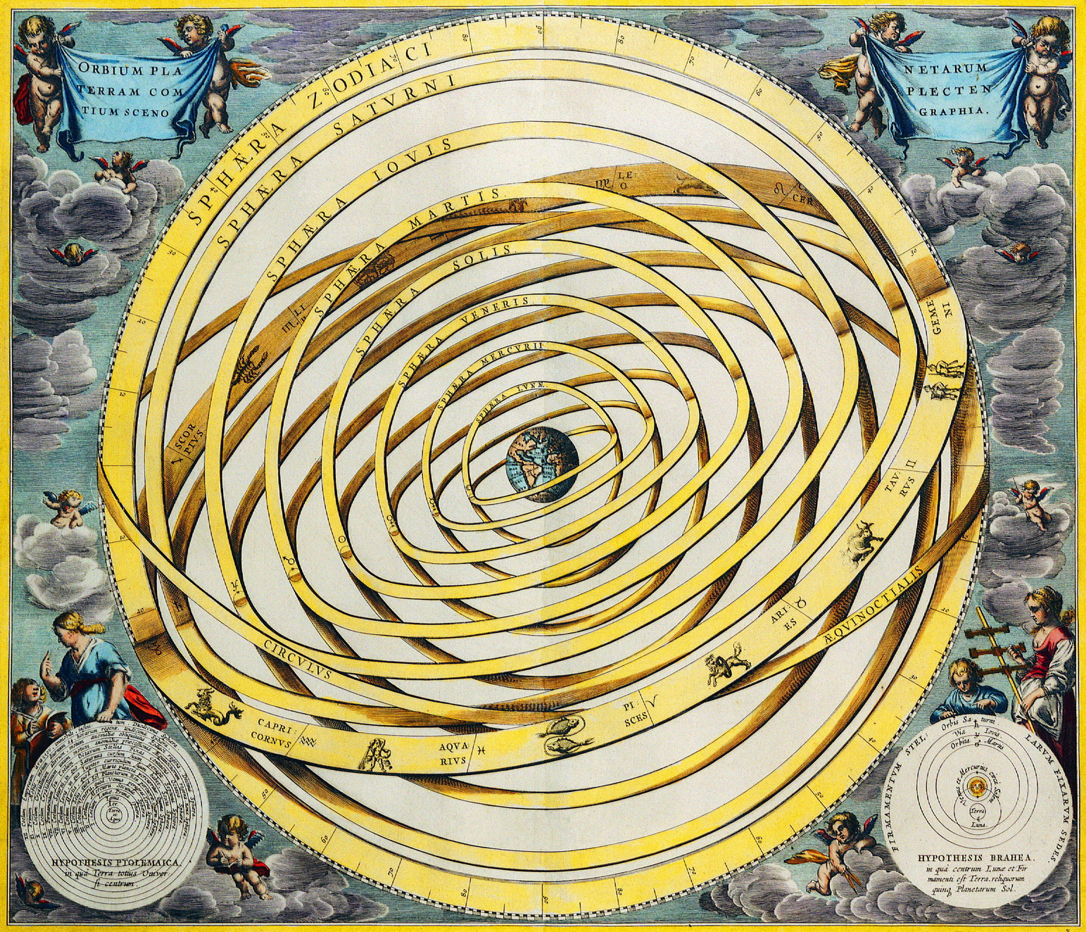 old world solar system models-#9