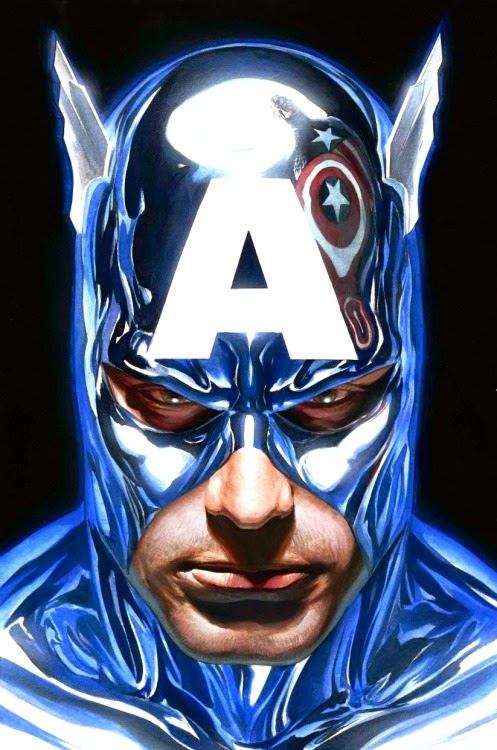 Capitán América (Captain America) por Alex Ross