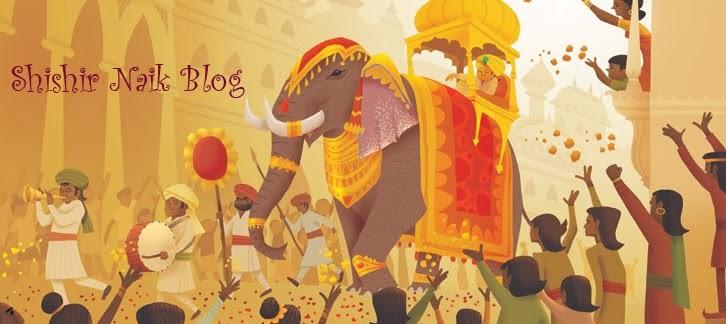 shishir naik blog