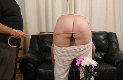 Six Of The Best Spank