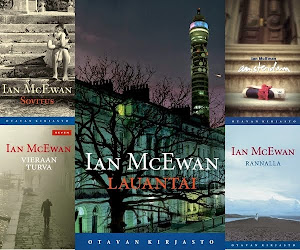 Ian McEwan Leena Lumissa