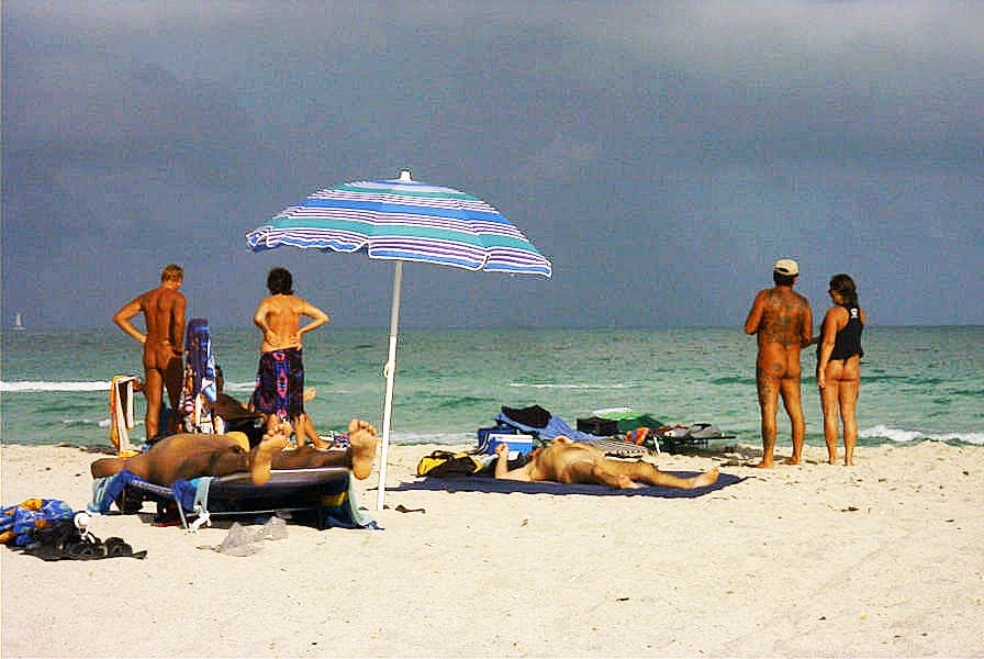 nude beach hollywood florida
