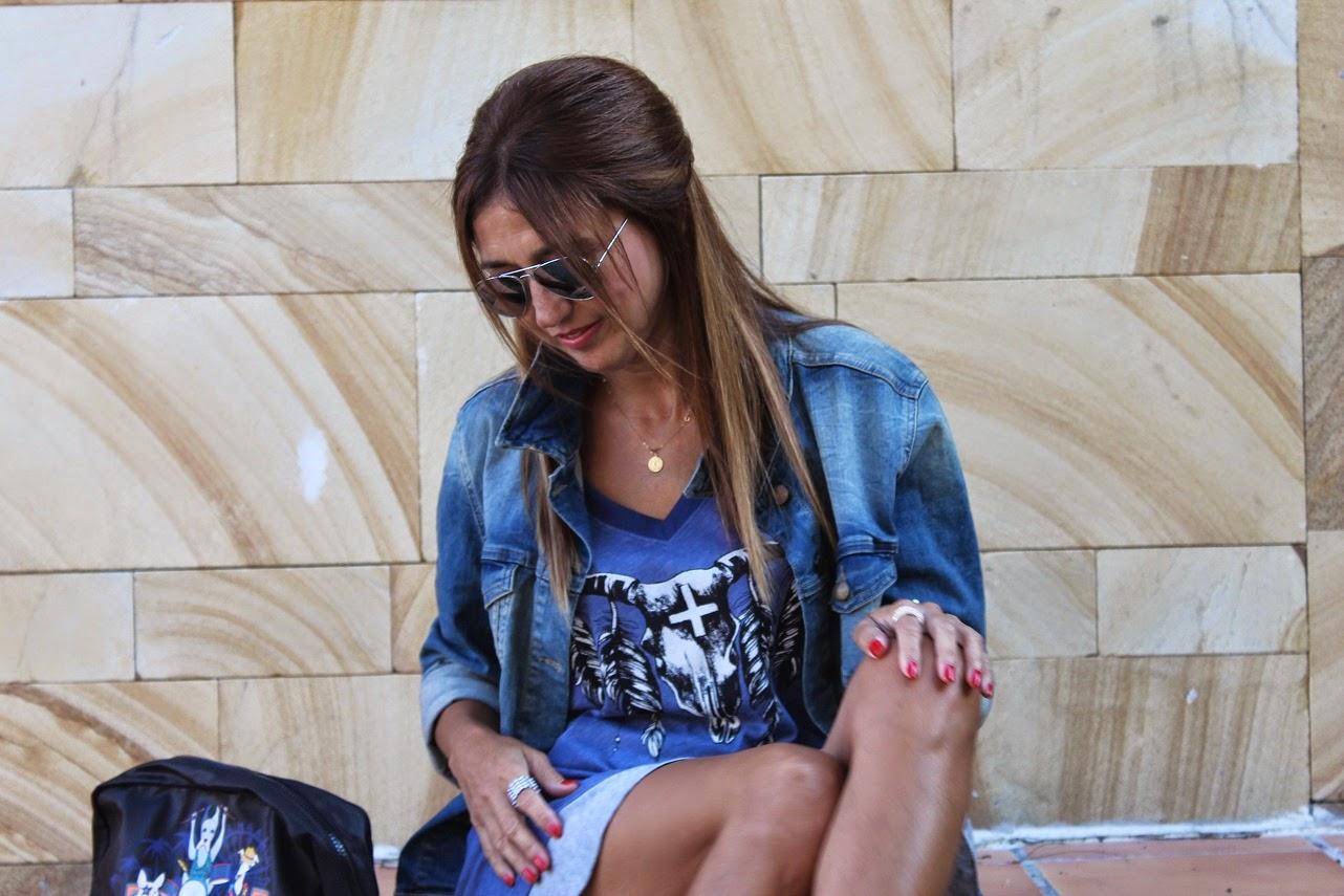 Wildfox, Angela Bang, Bimba y Lola, Zara, Marimorena, Comillas, Cantabria, Summer, Looks, Street Style, Fashion, Cool, Outfit, Style, LifeStyle, Carmen Hummer