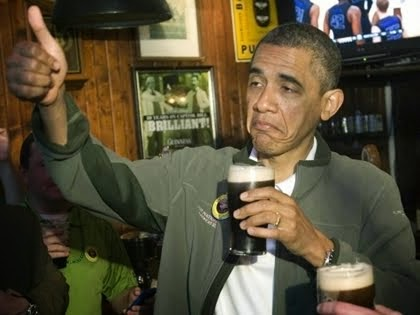 Obama Drunk Ass Becomes Dictator