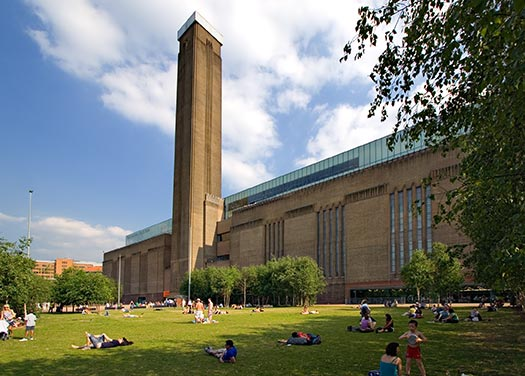 London Travel Portal: Tate Modern – London