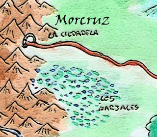 La busqueda en los Marjales