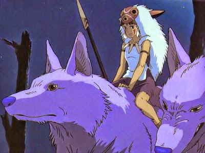 Clássico De Hayao Miyazaki, Princesa Mononoke, É Lançado Em Blu-Ray No Brasil