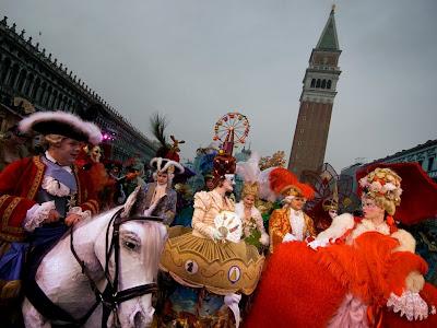 Karnaval Kostum, Venice