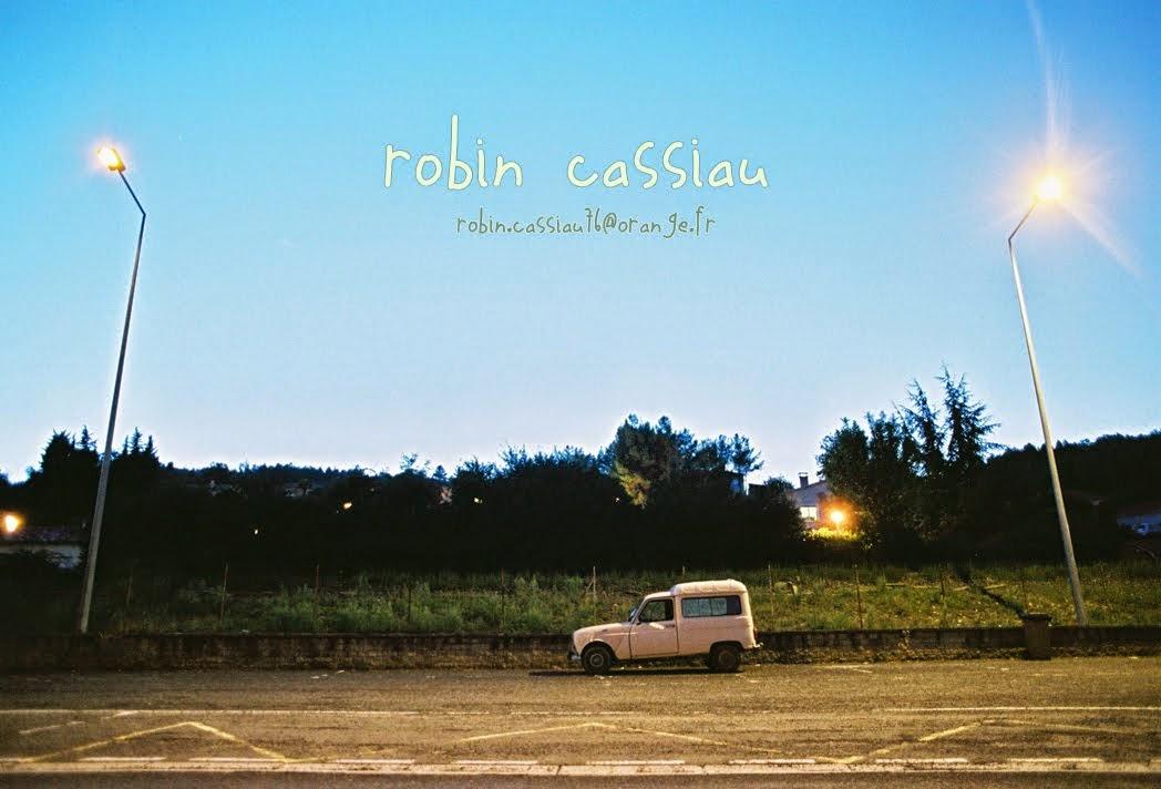 Robin Cassiau