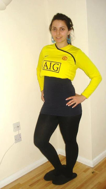 Manchester United shirt for ladies