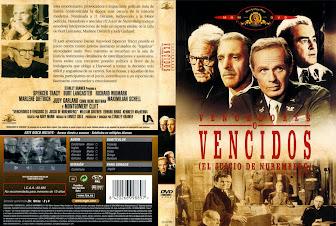 Carátula de Vencedores o vencidos - El juicio de Nuremberg
