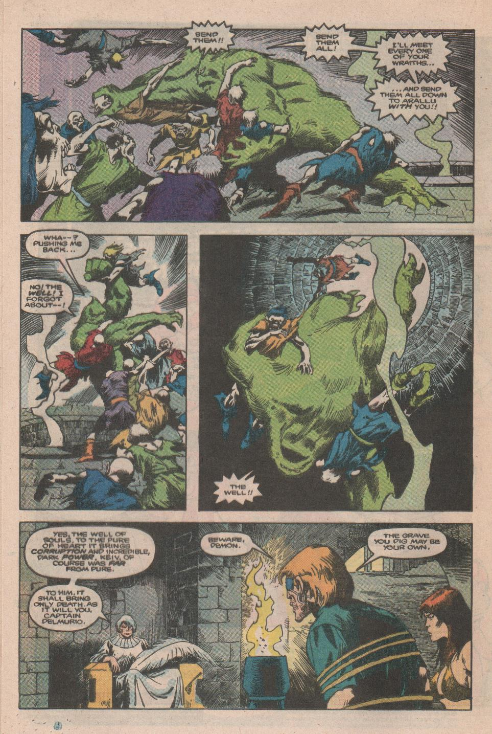 Conan the Barbarian (1970) Issue #177 #189 - English 14