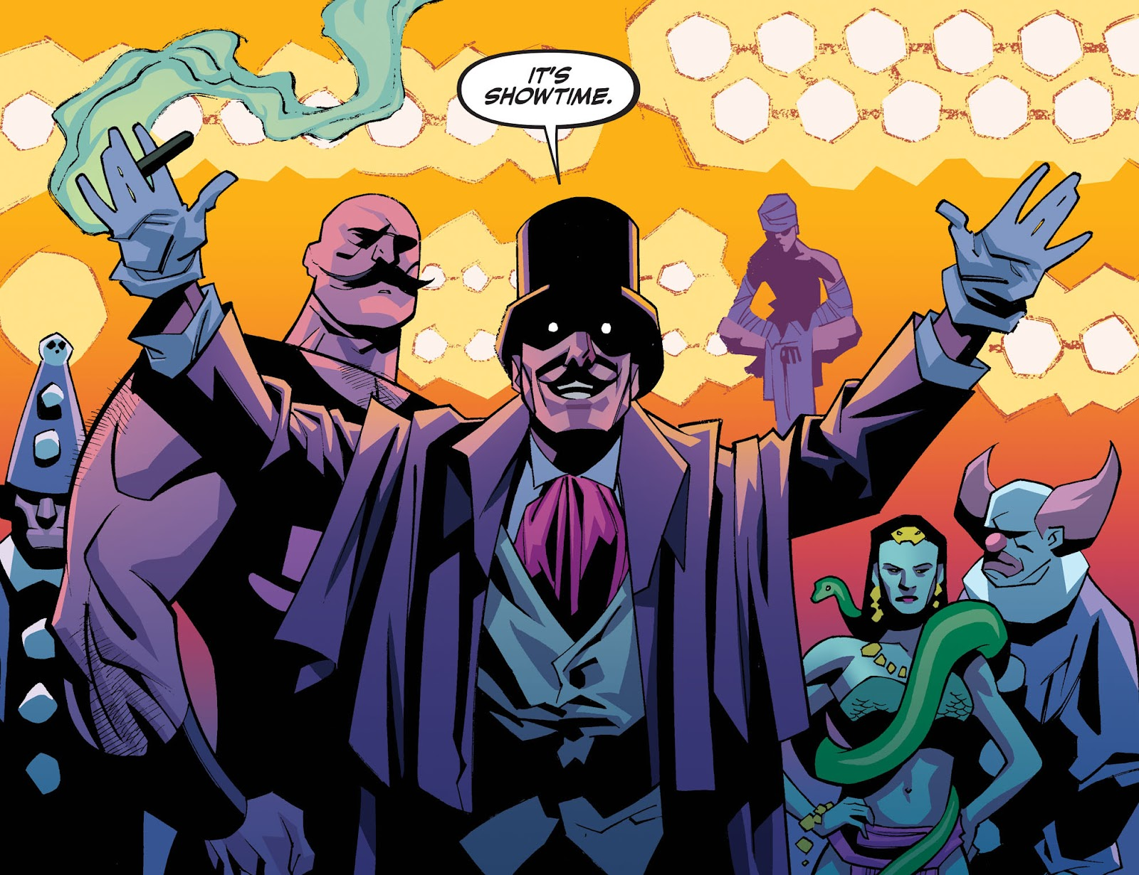 The Flash: Season Zero [I] Issue #6 #6 - English 18