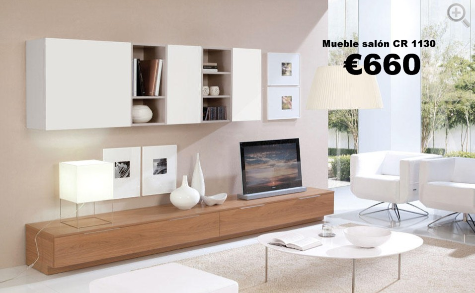 10 consejos para decorar espacios peque os mobles for Muebles de salon pequenos