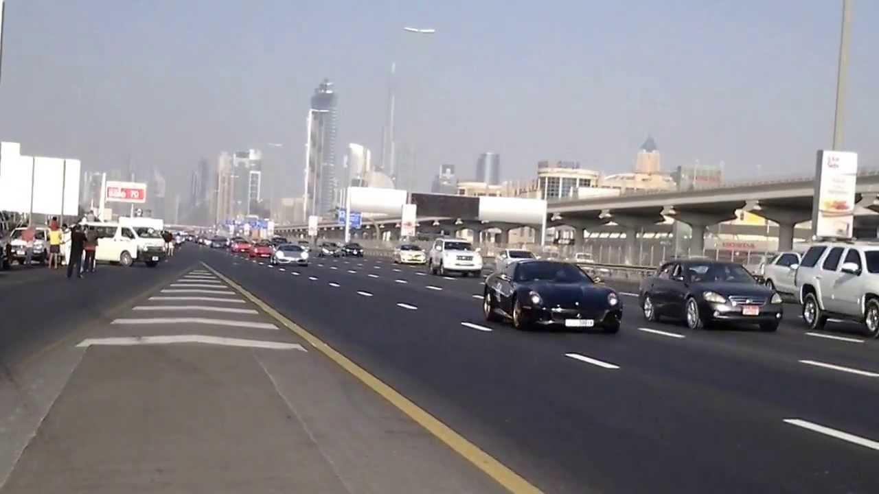 Dubai Road Photospicsimages And Wallpaper Hd