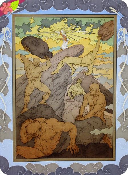 """""""Les grands mythes racontés aux enfants par les dieux"""" de Marguerite Vaudel et Philippe Gady - éditions La Librairie des Écoles"""