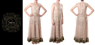 Latest Formal Wear Dresses by Saira Rizwan