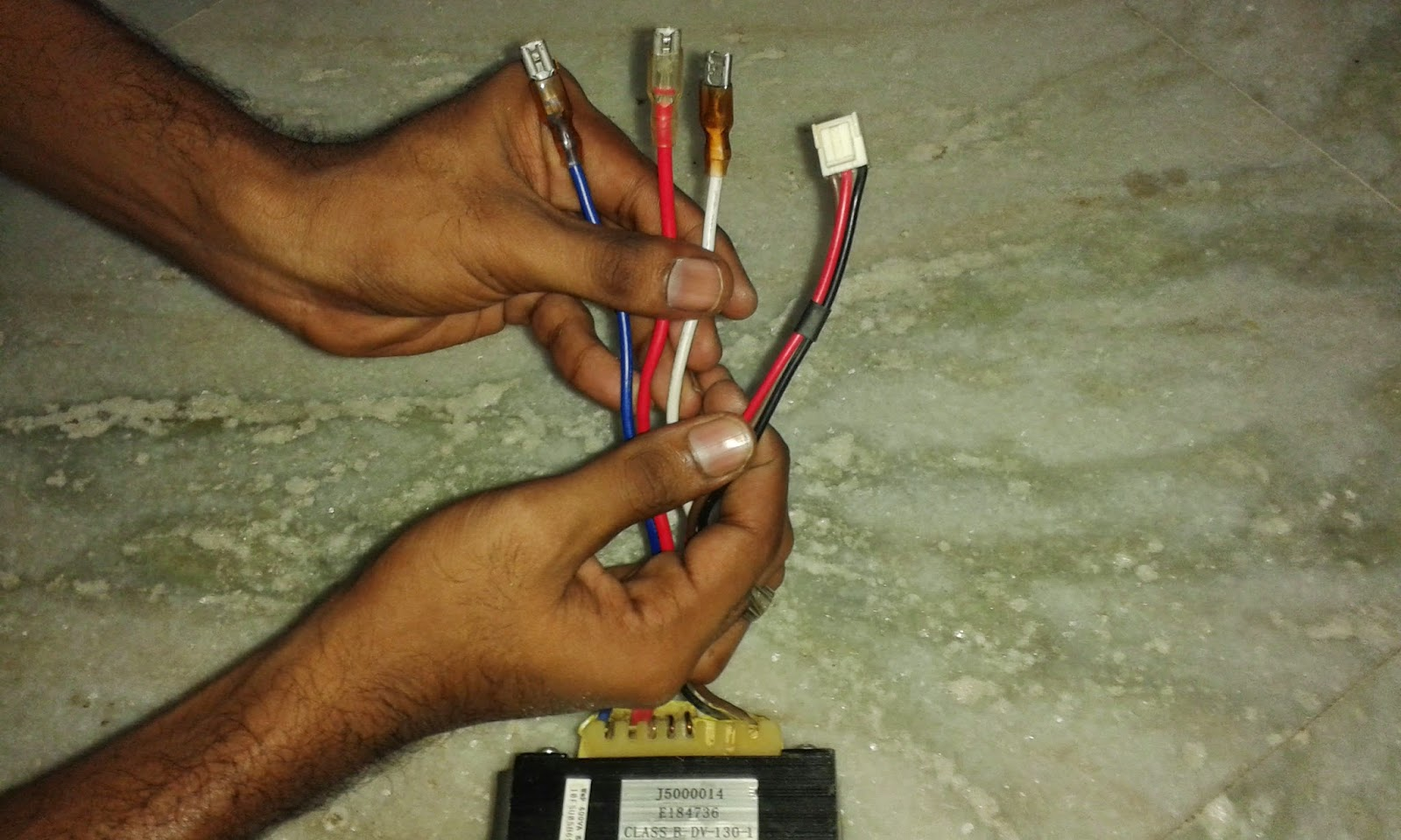 Simple Poor Mans Inverter 100 150 Watts How To Build A Homemade Power Watt Circuit Some Wires Are Ignored Because Ups Transformer Is Basically Charging Transformerbattery Of The Gets Charged Using These Additional