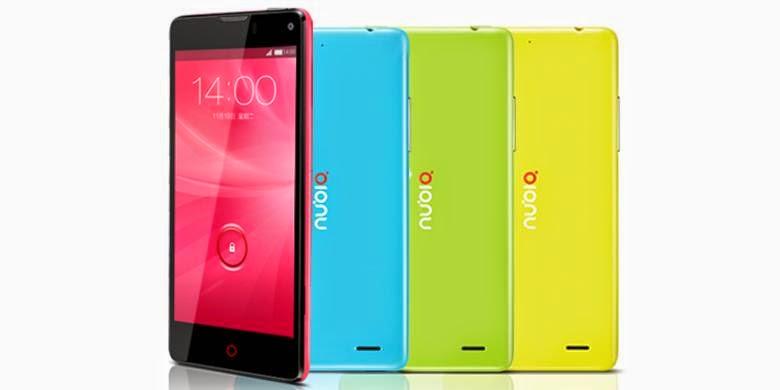 ZTE Kenalkan Tiga Jagoan Android