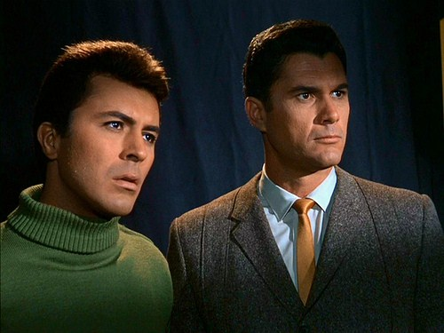 Image result for james darren in the time tunnel