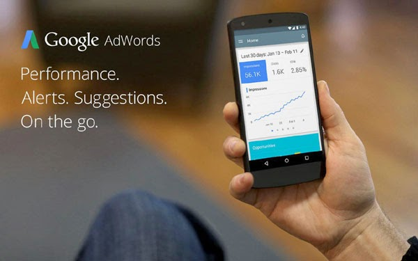 Google AdWords app comes to Android