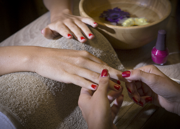 Manicura vietnamita de The Calm Beauty