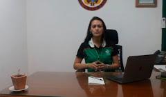 Bienvenida de la Subdirectora Angie Carolina Tunjano a los aprendices