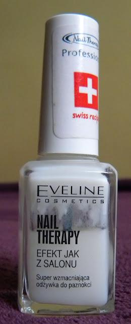 Nail Therapy, Super wzmacniająca odżywka do paznokci Efekt jak z salonu