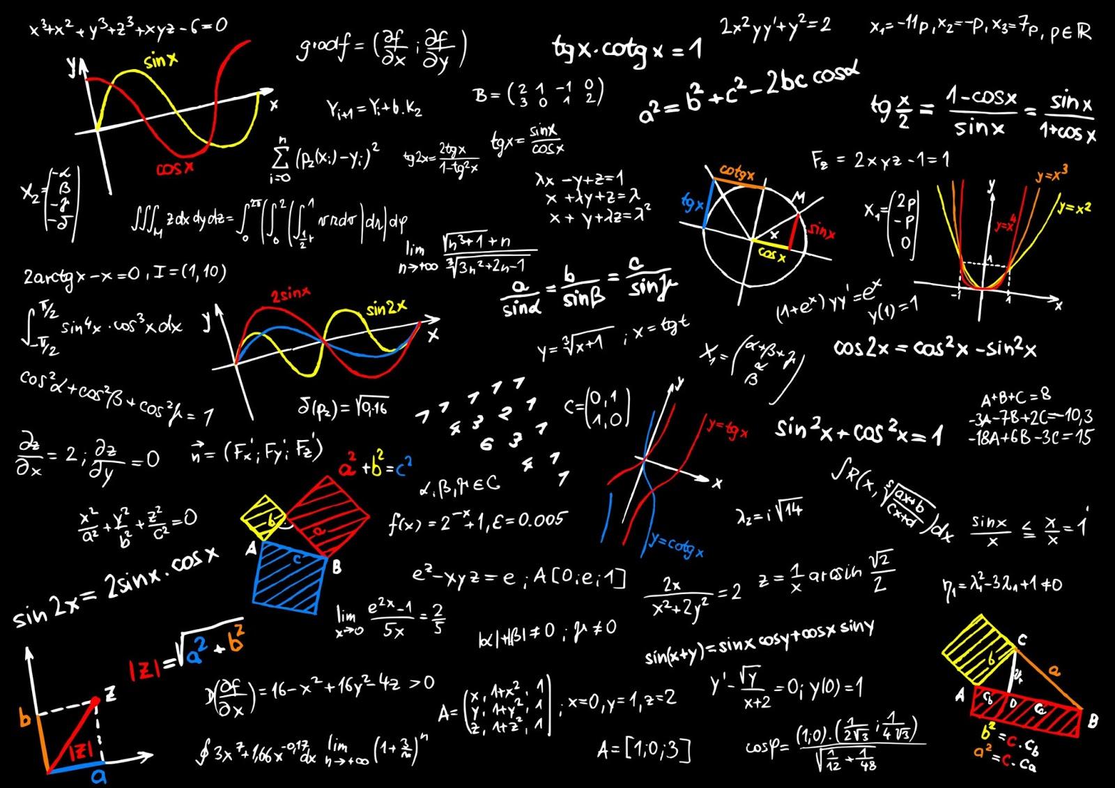 Rumus Matematika Kehidupan - Copy Paste Artikel Menarik
