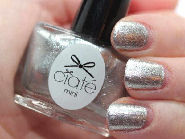 Ciate Mini Nail Polish In Fit For A Queen