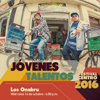 LOS ONABRU A.K.A MITO URBANO en Jóvenes Talentos