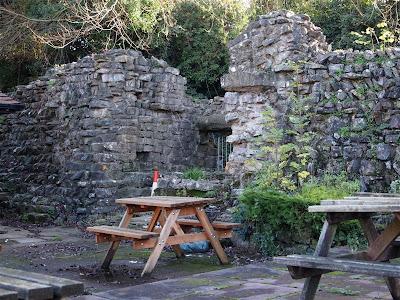 Puerta Norte de Venta Silurum (Caerwent - Gales)