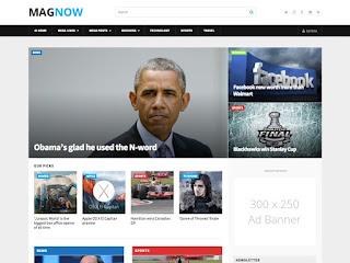 magzine-layout-news-wp-template