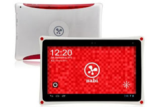 kB · jpeg, Fuhu Nabi XD Android Jelly Bean Tablet with Keyboard Cover