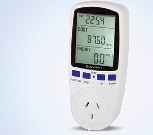 Energy meter available at Aldi