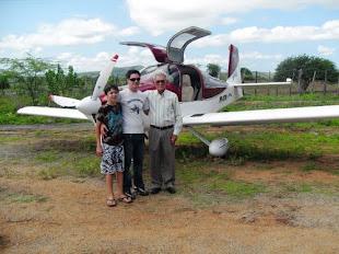Combatente da FEB  e ex Vereador de Bonito de Santa Severino Pires construiu o campo de avião