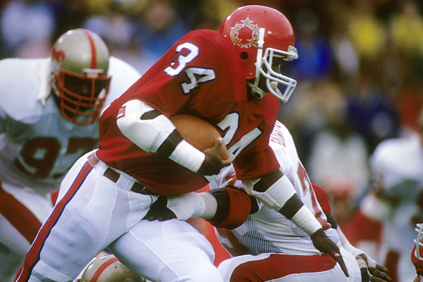 Uncle mikes musings a yankees blog and more remembering the remembering the usfl 30 years later sciox Gallery