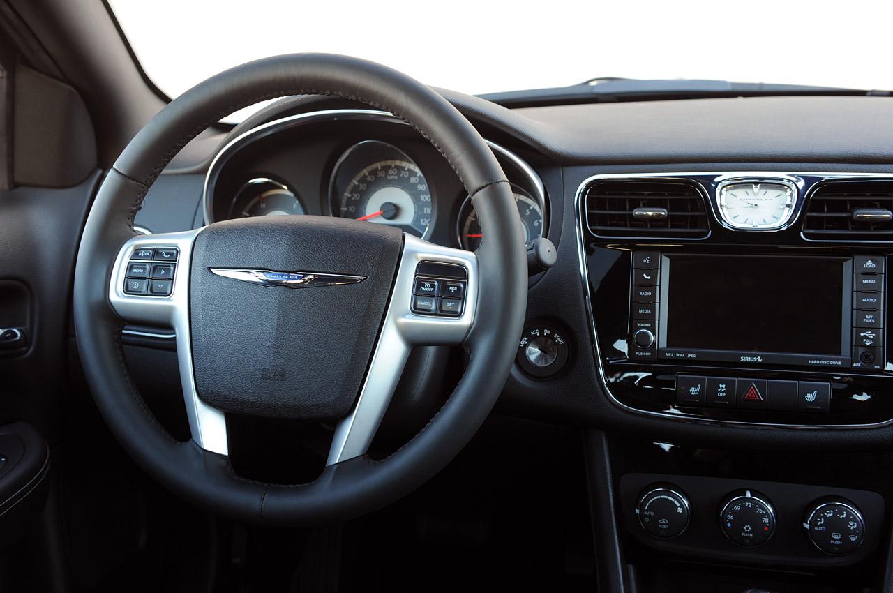 2014 Chrysler 200 to set design tone for brand
