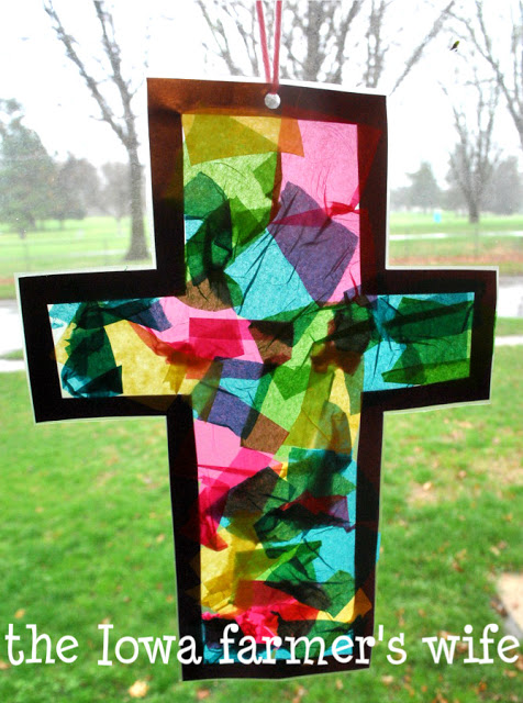 Cross crafts for kids learn play imagine for Cross craft for kids