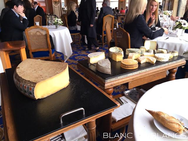 Tour d'Argentin juustovaunu - www.blancdeblancs.fi