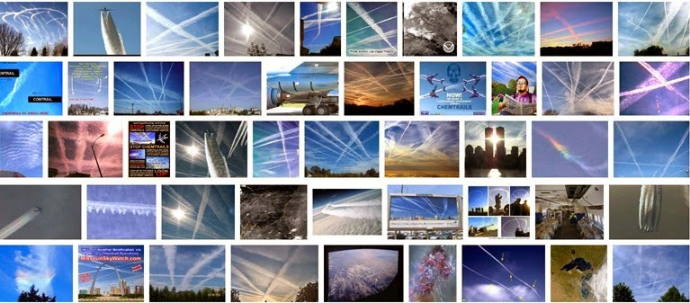 What's With the Weather and Chemtrails?