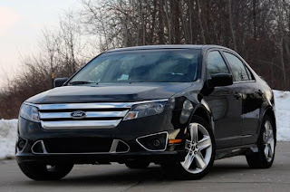 Ford Fusion Wallpapers