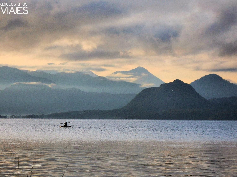 Lago Atitlán Guatemala