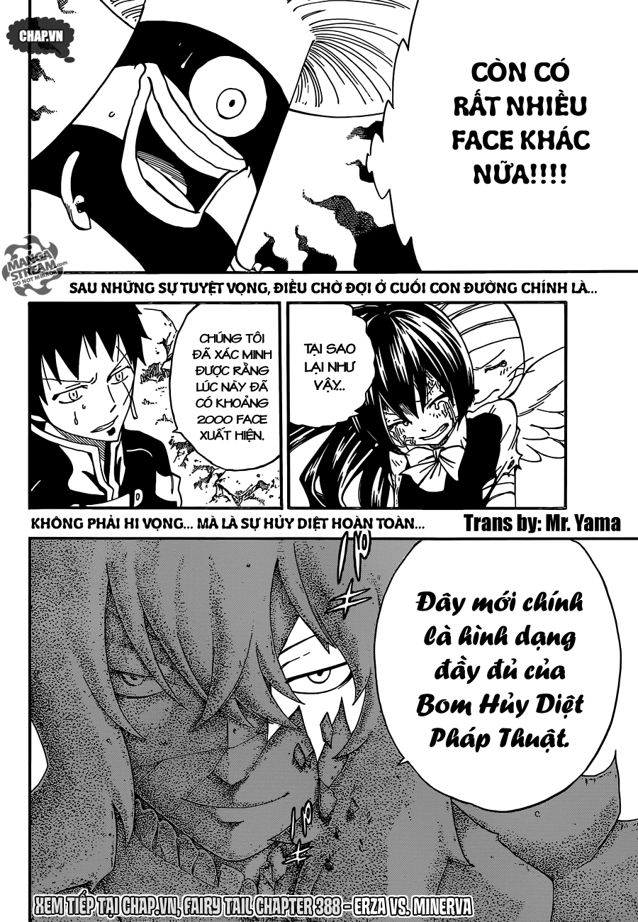 Fairy Tail chap 387 page 19 - IZTruyenTranh.com
