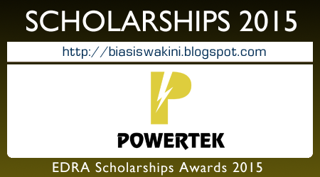 EDRA Scholarships Awards 2015