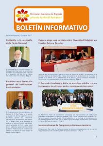 Boletín de octubre 2017