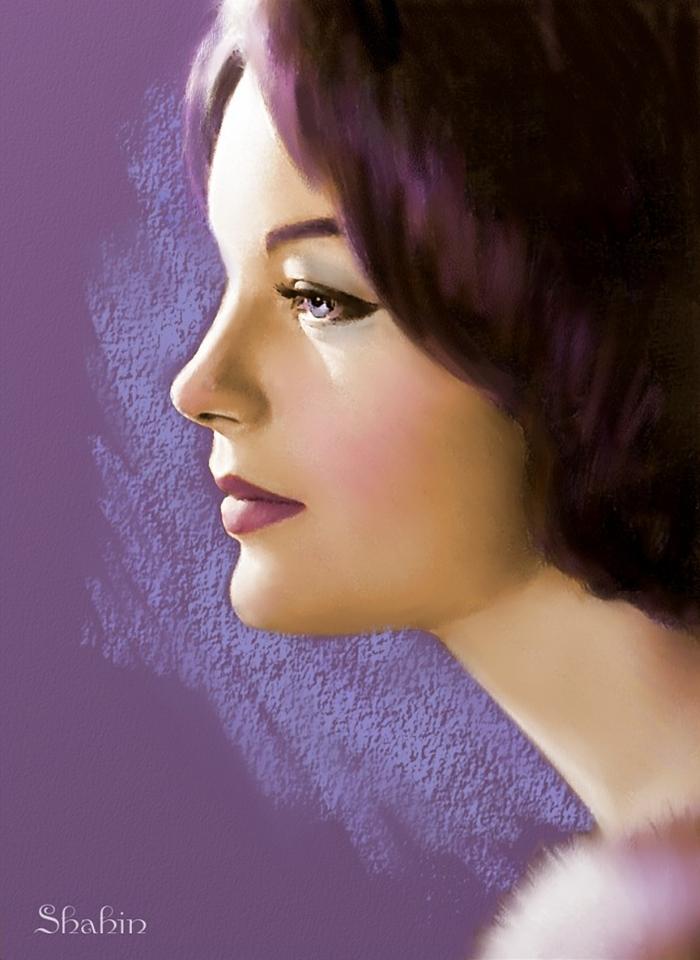 Shahin Gholizadeh | Iranian Digital pastel painter
