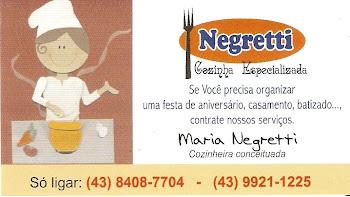 Buffet Maria Negretti