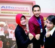 Lowongan Kerja (Alfamart) PT Sumber Alfaria Trijaya April 2015