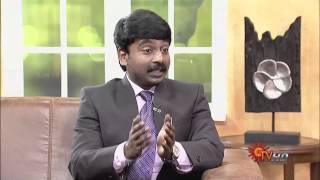Virundhinar Pakkam – ENT Specialist Dr. Balaji Sun TV Show 01-08-2013
